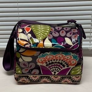 Vera Bradley Insulated Lunch Bag/Cooler